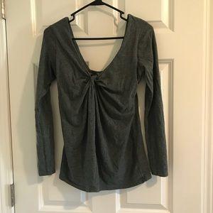 Charcoal Gray Victoria Secret Bra Top Medium